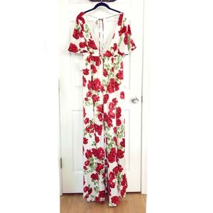 Show Me Your MuMu Dresses - Show Me Your Mumu Floral Maxi